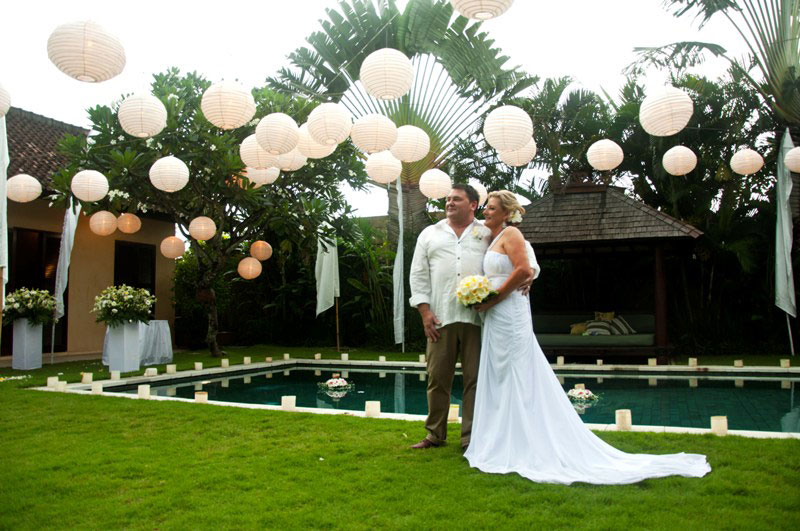 Rumi villa wedding