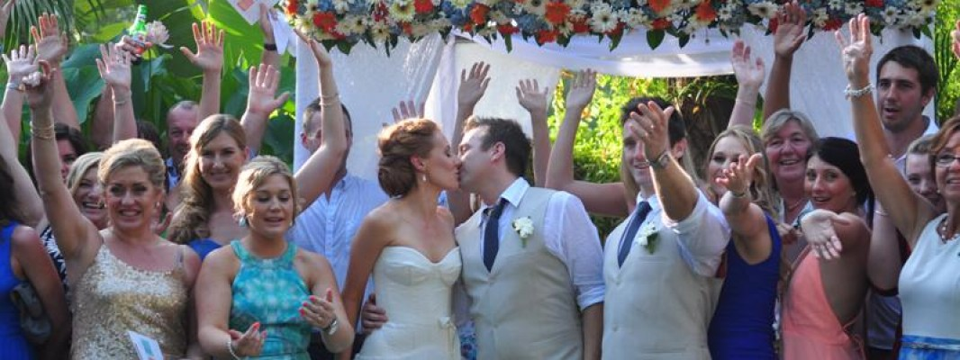 Robyn & Kevin's Wedding