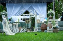 Tila & Claas wedding at Villa Valentine Canggu